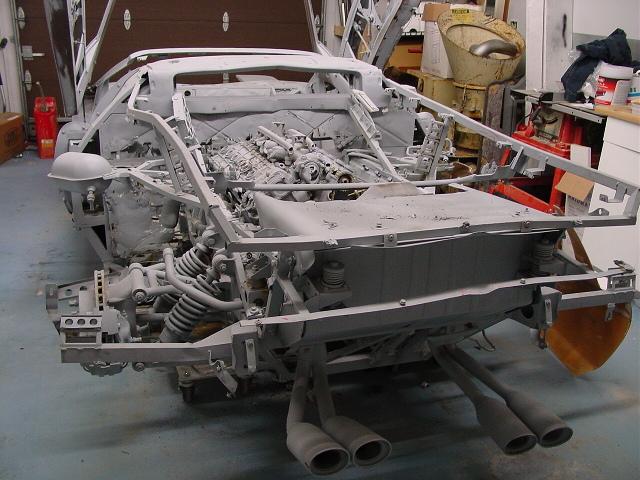 Used Salvaged Lamborghini Parts Diablo Countach