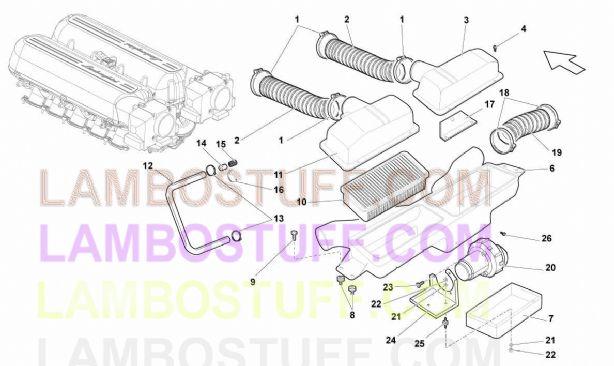 lamborghini gallardo wiring diagrams lamborghini