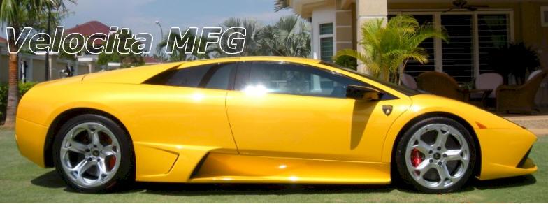 Lamborghini Parts Diablo Countach Murcielago Replica Aftermarket